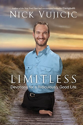 9780307730916: Limitless: Devotions for a Ridiculously Good Life