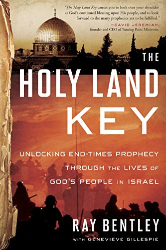 9780307732064: The Holy Land Key: Unlocking End-Times Prophecy Through the Lives of God's People in Israel