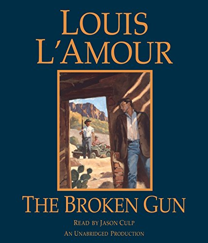 The Broken Gun (0307737624) by Louis L'Amour