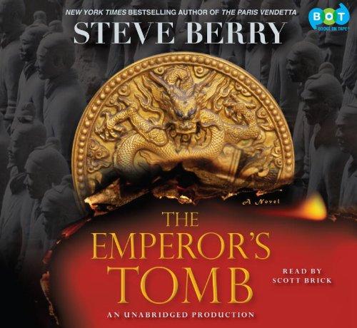 The Emperor's Tomb: Steve Berry (Author),