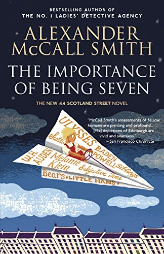 9780307739360: The Importance of Being Seven (44 Scotland Street Series)