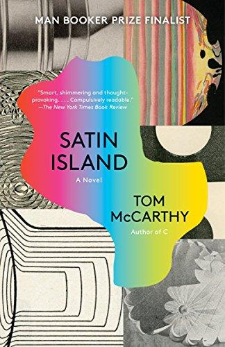 9780307739629: Satin Island (Vintage Contemporaries)