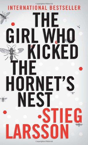 9780307739964: The Girl Who Kicked the Hornet's Nest (Vintage Crime/Black Lizard)
