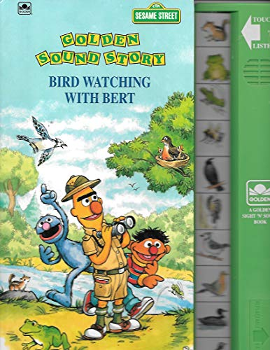 9780307740106: Birdwatching With Bert (A Golden Sight and Sound Book)