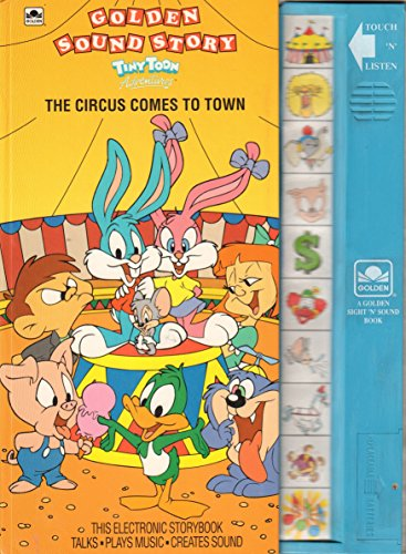 9780307740113: Tiny Toon Adventures: The Circus Comes to Town (Electronic Storybook)