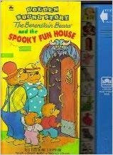 9780307740137: The Berenstain Bears and the Spooky Fun House (Golden Sight 'n' Sound) (Golden Sight N Sound Book)
