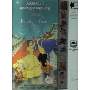 9780307740243: Disney's Beauty and the Beast (Golden Sound Story)
