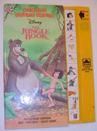 "9780307740281: ""The Jungle Book (Deluxe Sound Story S.)"