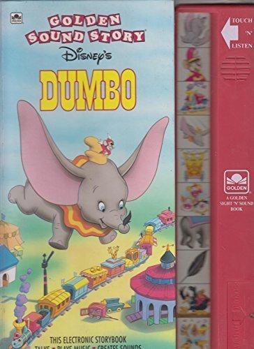 9780307740328: Dumbo (Golden Sound Story)