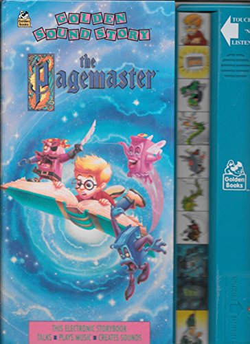 The Pagemaster, Golden Sound Story: Dykstra, Mary - adapter,