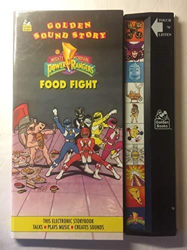 9780307740465: Power Rangers (Golden Sound Story)