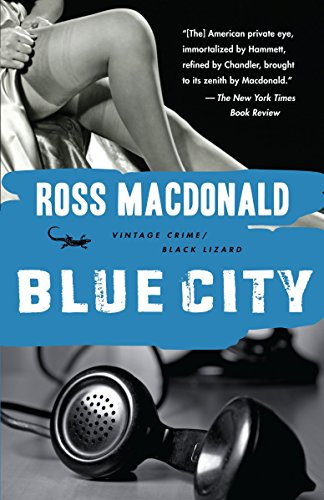 9780307740731: Blue City (Vintage Crime/Black Lizard)