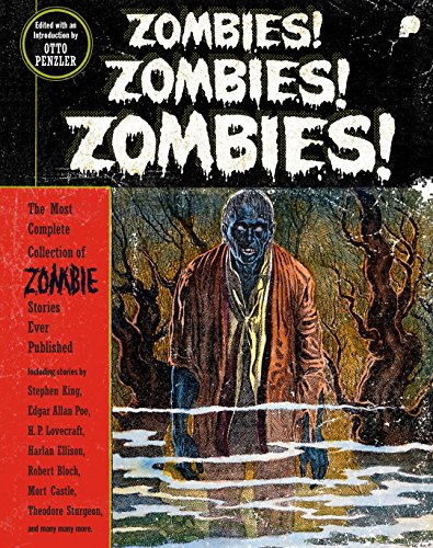 9780307740892: Zombies! Zombies! Zombies! (Vintage Crime/Black Lizard Original)