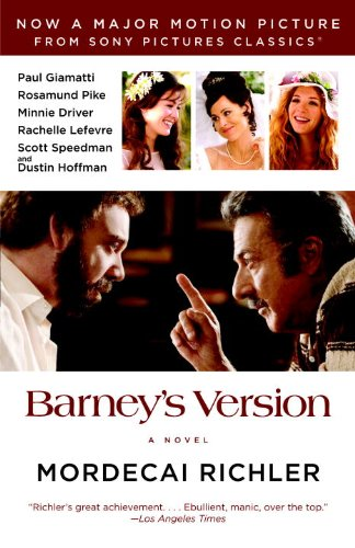 9780307741097: Barney's Version (Movie Tie-in Edition) (Vintage International)