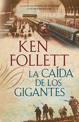 9780307741189: La Caída de Los Gigantes (Spanish Edition)