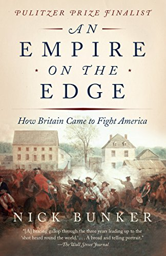 9780307741776: An Empire on the Edge: How Britain Came to Fight America