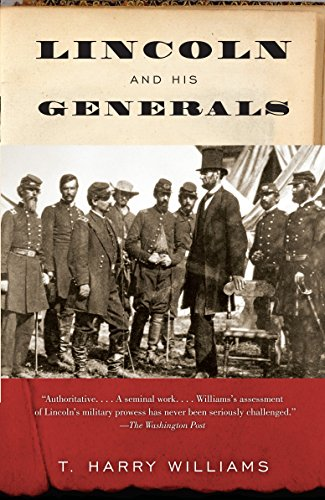 9780307741967: Lincoln and His Generals (Vintage Civil War Library)