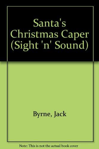 Santa's Xmas Adventure/S & S (Booktivity): Golden Books