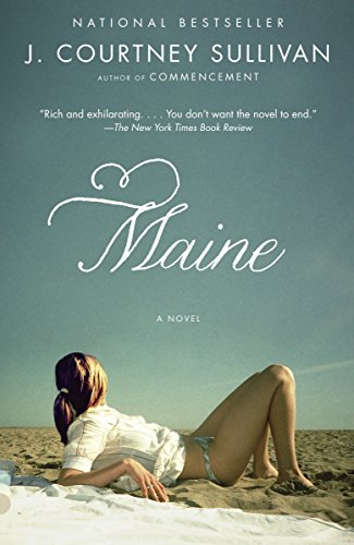 9780307742216: Maine (Vintage Contemporaries)
