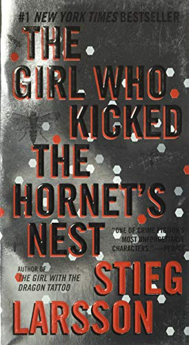 9780307742537: The Girl Who Kicked the Hornet's Nest (Vintage Crime/Black Lizard)