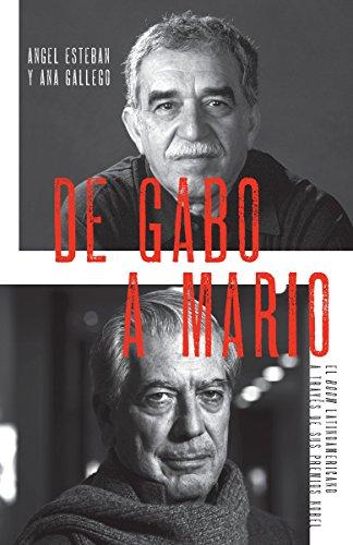 9780307743398: De Gabo a Mario / From Gabo to Mario