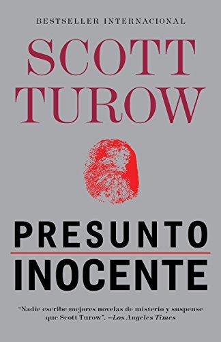 presumed innocent book presumed innocent scott turow - Presumed Innocent Book