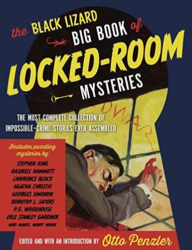 9780307743961: Black Lizard / Locked Room (Vintage Crime/Black Lizard Original)