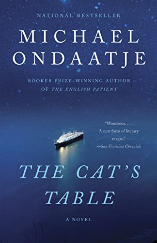 9780307744418: The Cat's Table (Vintage International)
