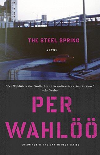 9780307744463: The Steel Spring (Inspector Jensen)