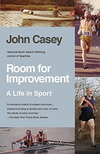 9780307744524: Room for Improvement: A Life in Sport