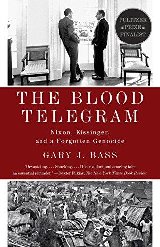 9780307744623: The Blood Telegram: Nixon, Kissinger, and a Forgotten Genocide