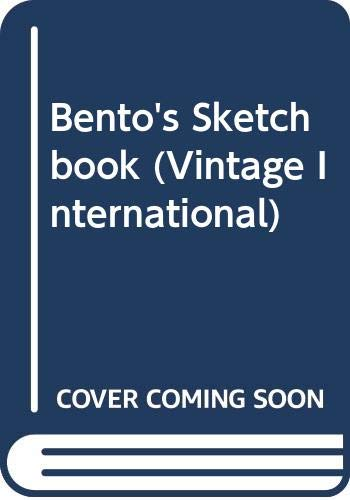 9780307745378: Bento's Sketchbook (Vintage International)