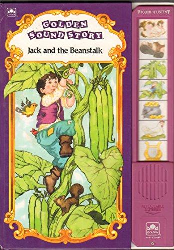 Jack & The Beanstalk (Golden Sound Story): Golden Books