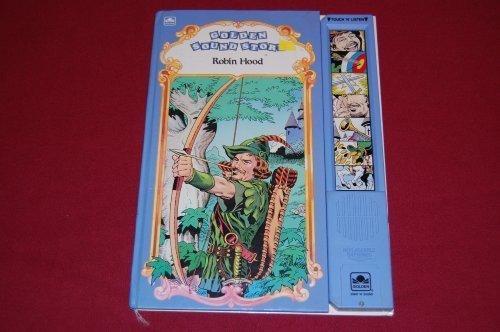 9780307747037: Robin Hood (Golden Sight N Sound Book)
