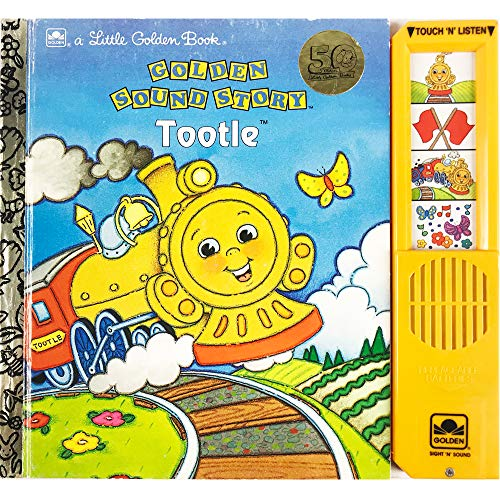 9780307748065: Tootles The Train L.G.S.S.B. (Golden Sound Story)