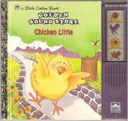 9780307748096: Chicken Little (Little Golden Sound Story Books)