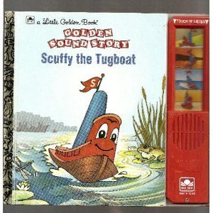 9780307748133: Scuffy the Tugboat (Little Golden Sound Story)