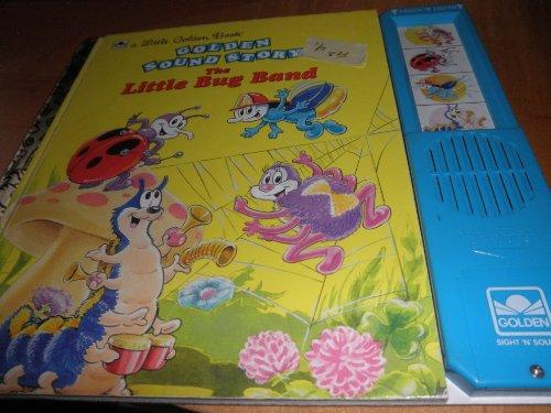 9780307748195: Little Bug Band \LG Snd (Golden Sound Story)