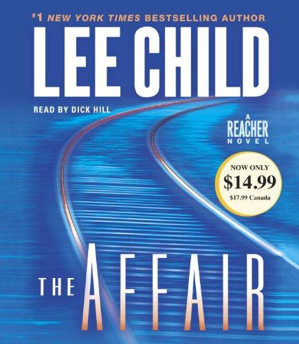9780307749475: The Affair: A Reacher Novel (Jack Reacher)