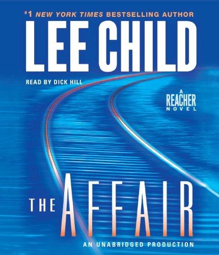 9780307749499: The Affair: A Jack Reacher Novel
