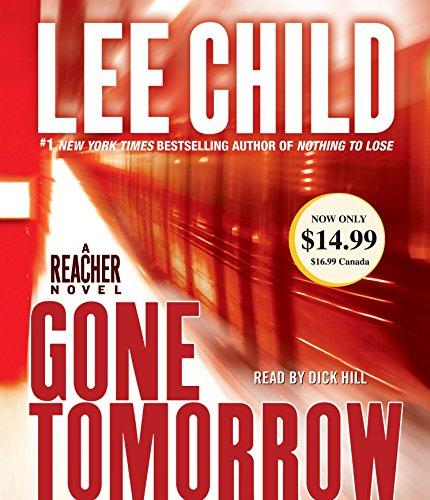 Gone Tomorrow (Abridged)