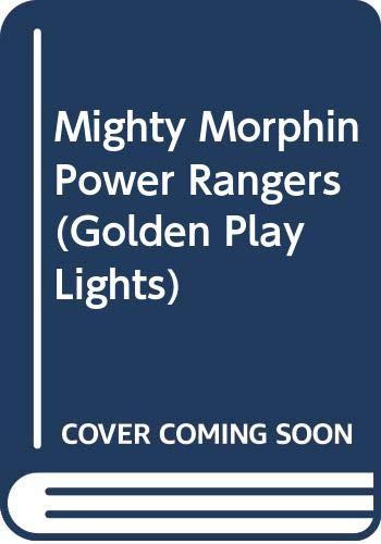 9780307753083: Mighty Morphin Power Rangers: Golden Play Lights
