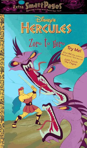 9780307757005: Hercules Zero to Hero (Extra Smart Pages Books)