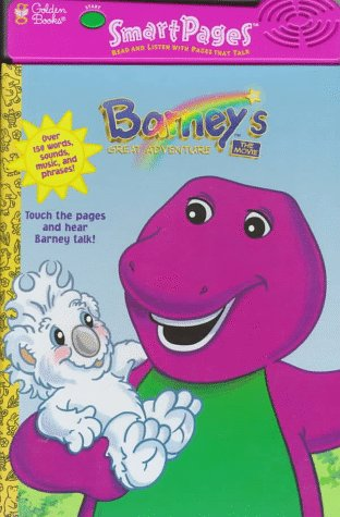 9780307757562: Barney's Great Adventure (Smart Pages)