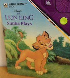 9780307760289: Simba Plays: The Lion King (Magic Corner Books)
