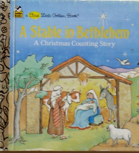 A Stable in Bethlehem: A Christmas Counting: Joy N. Hulme