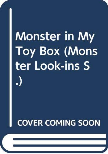 9780307806000: Monster in My Toy Box (Monster Look-ins S)