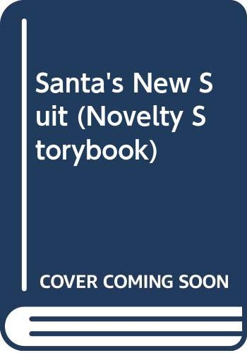 Santa's New Suit (Novelty Storybook) (030780707X) by Lester, Mike
