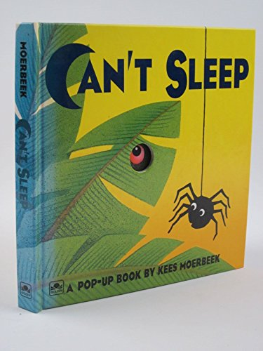9780307809063: Can't Sleep (Pop-up Novelty)