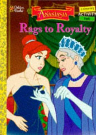 9780307815569: Anastasia: Colouring Activity Book